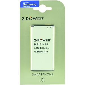 2-Power Smartphone Battery 4.35V (2400mAh)