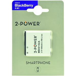 2-Power Smartphone Battery 3.7V (1000mAh)
