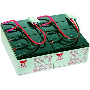 2-Power Valve Regulated 12V (7000mAh) Lead Acid Battery