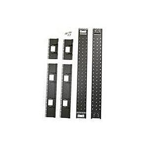 APC NetShelter SX 48U 750mm Wide Recessed Rail Kit
