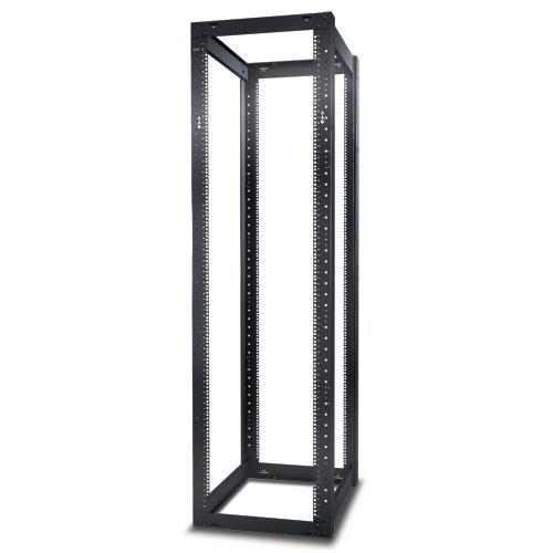 APC NetShelter 4 Post Open Frame Rack 44U Square Holes