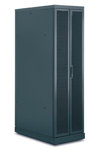 APC NetShelter VX Seismic 42U Enclosure with Sides - Black
