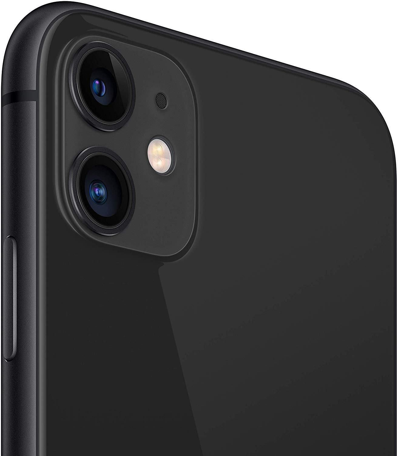 Apple iPhone 11 (6.1 inch) 64GB Smartphone (Black)