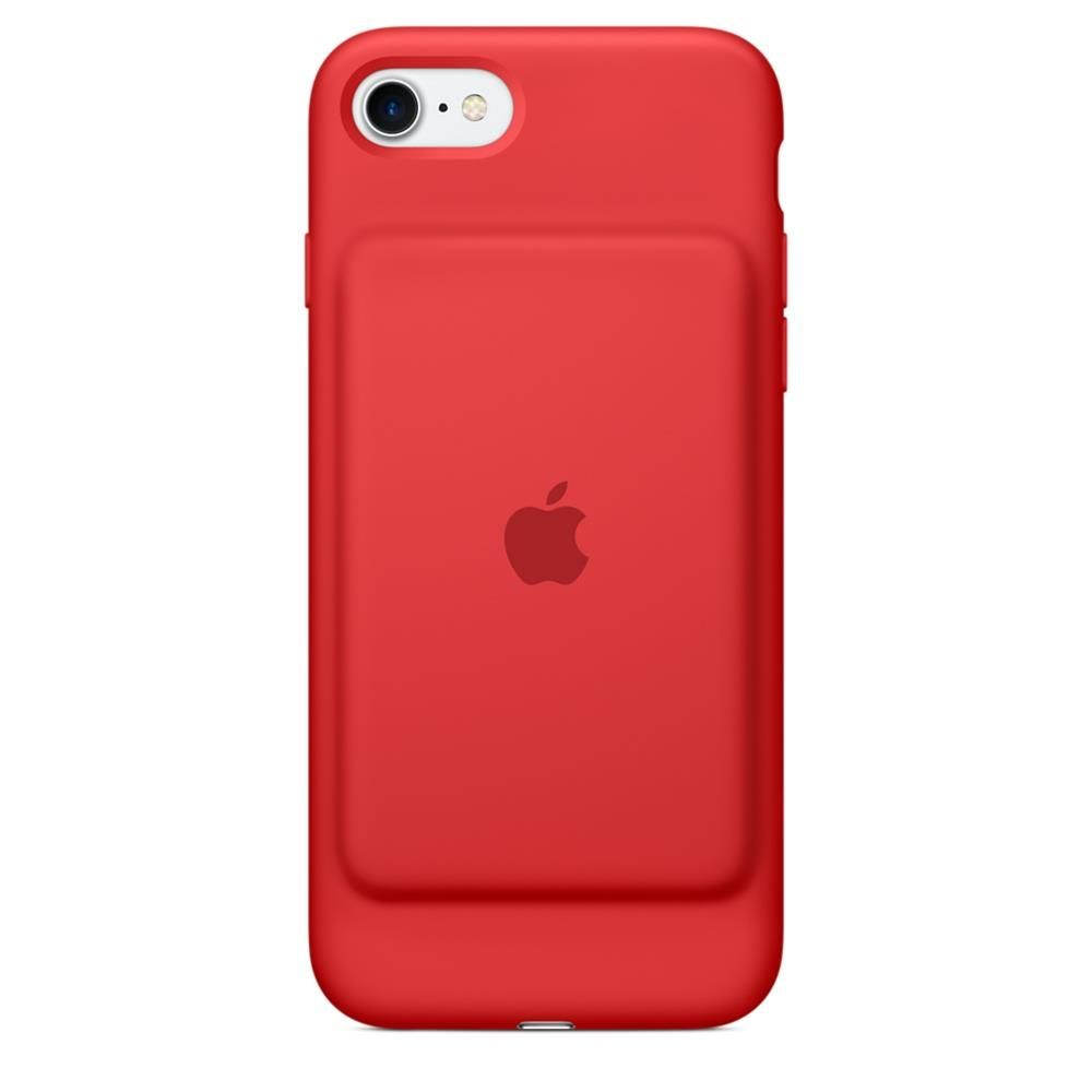 Apple Smart Battery Case (Red) for iPhone 7