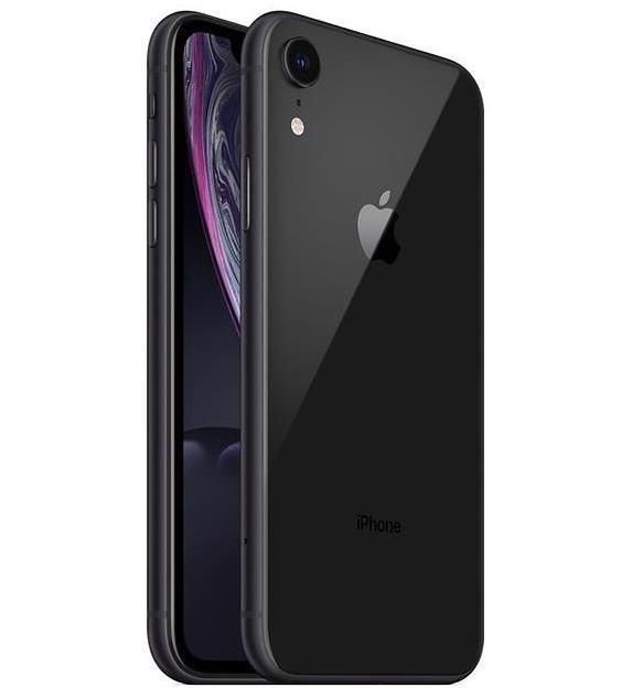 Apple iPhone XR (6.1 inch) 128GB Smartphone (Black)