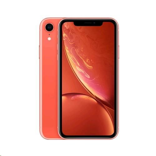 Apple iPhone XR (6.1 inch) 128GB Smartphone (Coral)