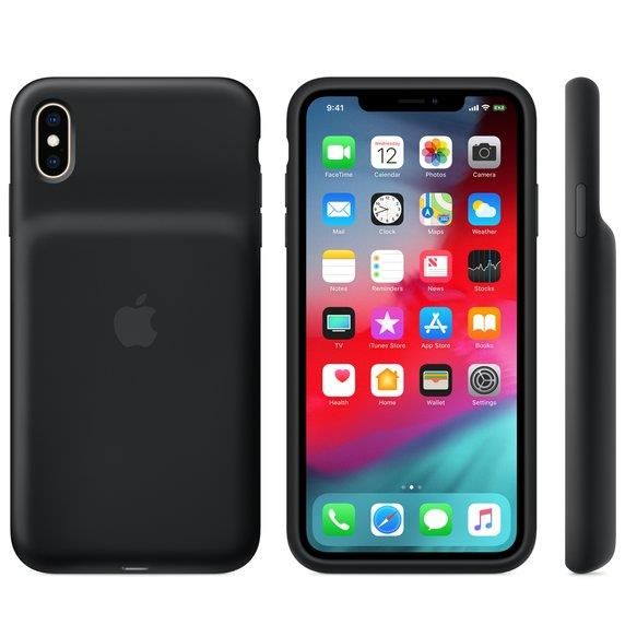 Apple Smart Battery Case (Black) for iPhone XS