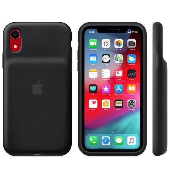 Apple Smart Battery Case (Black) for iPhone XR
