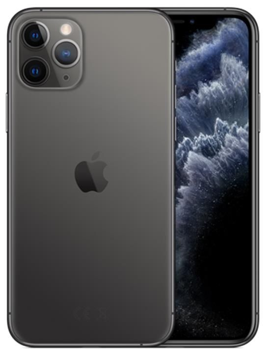 Apple iPhone 11 Pro (5.8 inch) 256GB Smartphone (Space Grey)