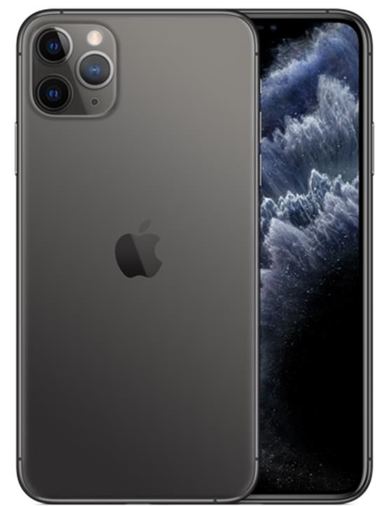 Apple iPhone 11 Pro Max (6.5 inch) 64GB Smartphone (Space Grey)