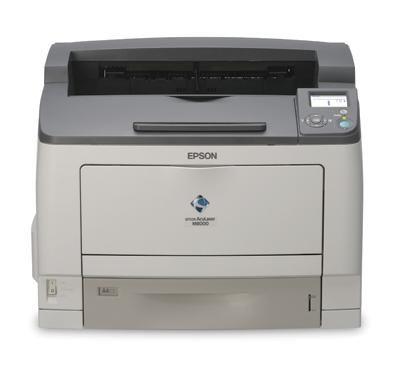 Epson AcuLaser M8000N Mono (A3) Laser Printer Base Model 25ppm 650 Sheets