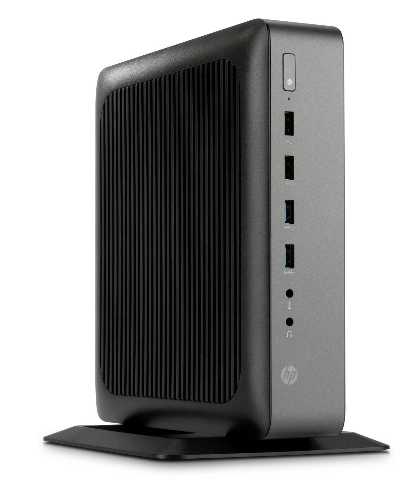 HP t620 PLUS Thin Client Quad Core (GX-420CA) 2.0GHz 4GB 16GB SSD LAN Windows Embedded Standard 7E 32-bit (Radeon HD 8400E)