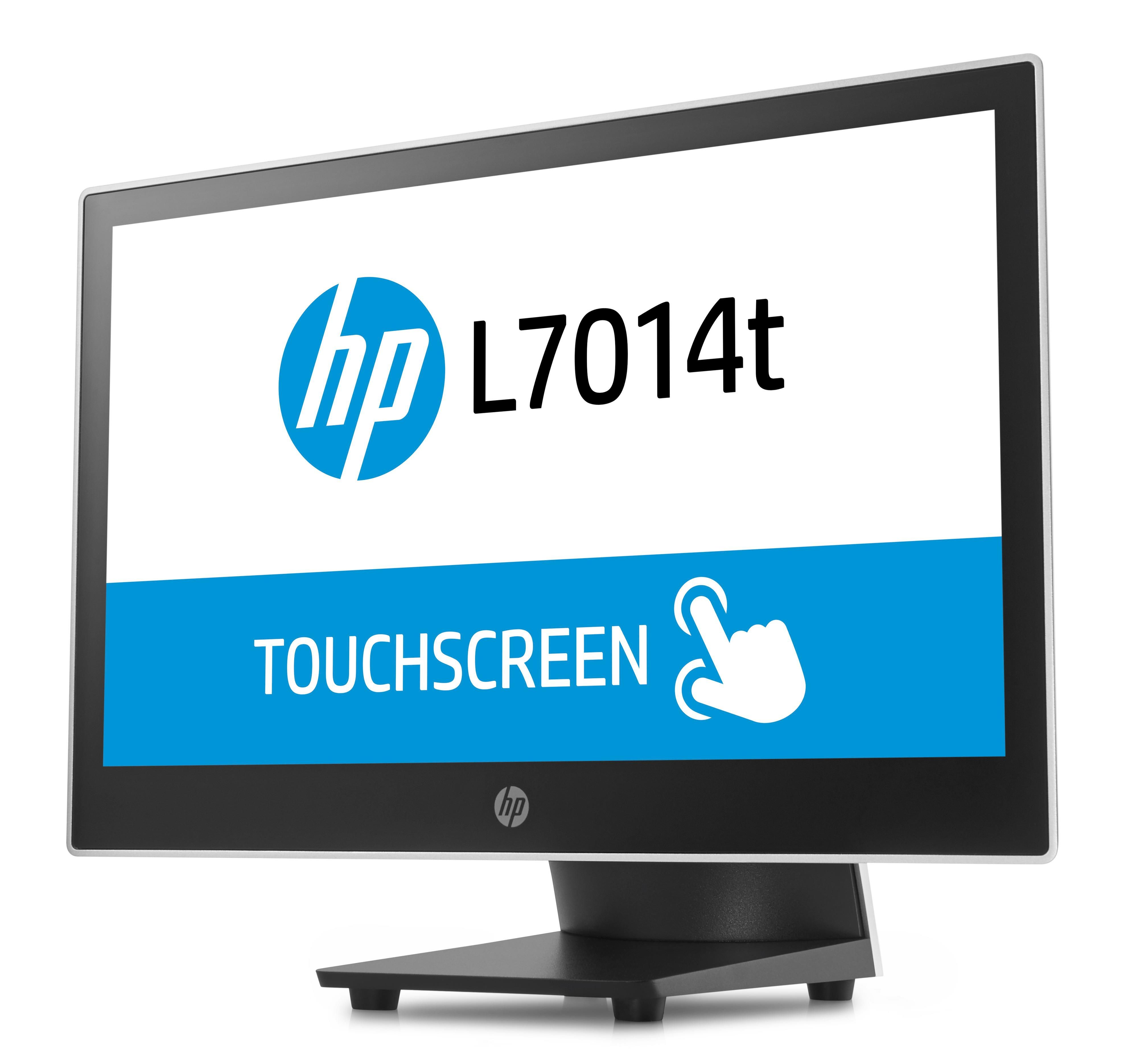 HP L7014t (14 inch) Retail Touch Monitor