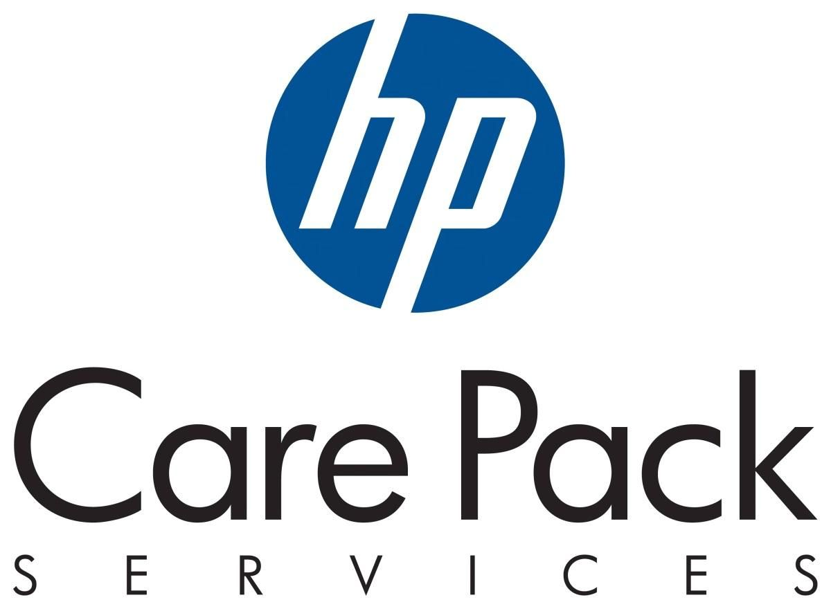 HP Care Pack 3 Year Next Business Day On-Site Service 8am-5pm Standard Business Days Excluding HP Holidays for Notebooks