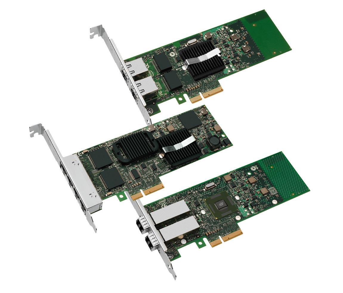 Intel Gigabit ET Dual Port Server Adaptor for Multi-Core Processors
