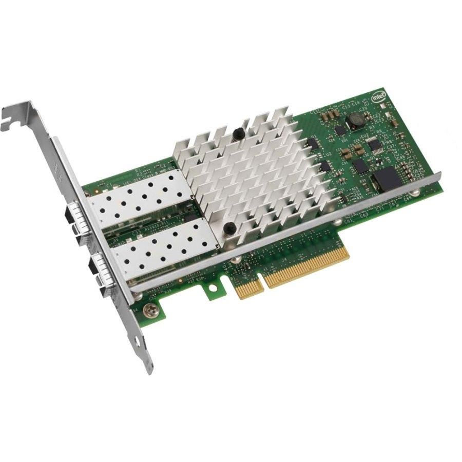 Intel X520-DA2 Ethernet Server Adaptor Dual-Port 10 Gigabit SFP+ (Direct Attached)