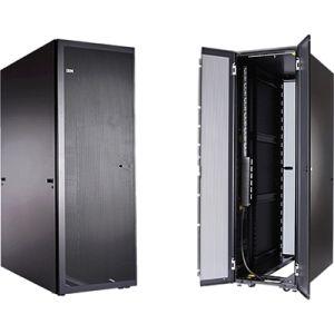 Lenovo S2 25U Standard Rack (Black) For System X3620 M3, X3950 X5