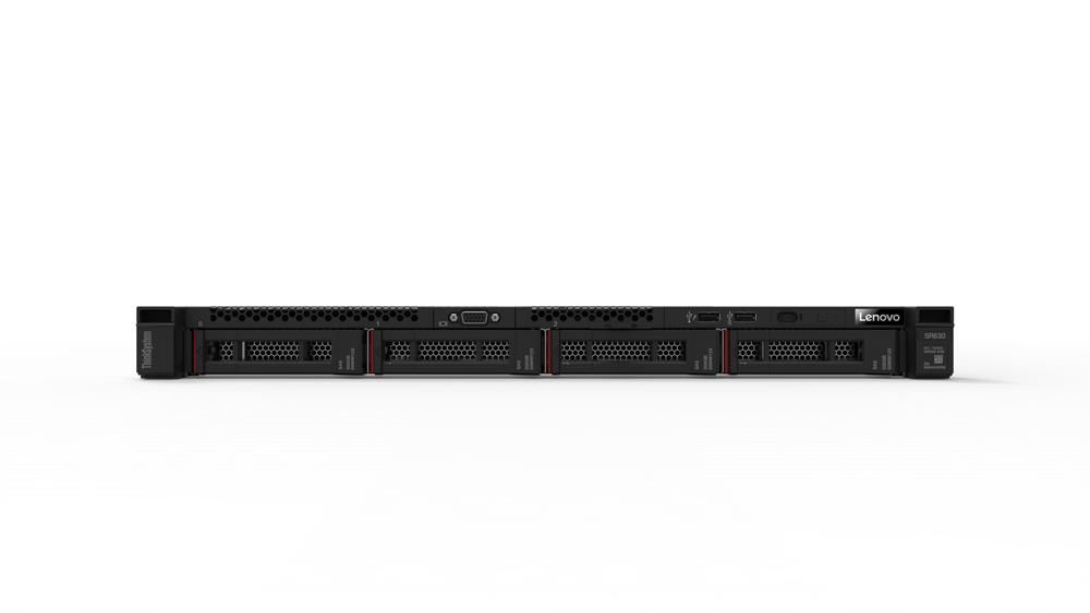 Lenovo ThinkSystem SR630 1U Rack Server Xeon Gold (6142) 2.6GHz 32GB (1x32GB) no HDD/OD LAN 1x930-8i 2GB Flash (Matrox G200 Graphics)