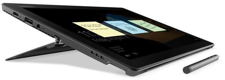 Lenovo IdeaPad Miix 520 (12.2 inch Multi-Touch) Tablet PC Core i7 (8550U) 1.8GHz 16GB 1TB SSD WLAN BT Webcam Windows 10 Pro 64-bit (Intel HD Graphics 620) Iron Grey