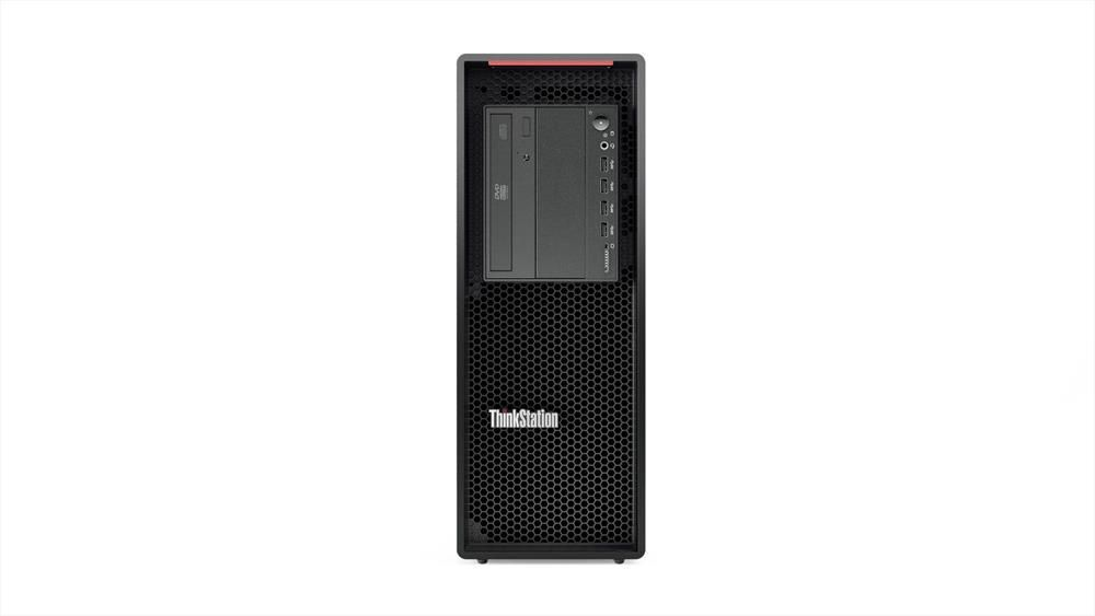 Lenovo ThinkStation P520 Tower PC Xeon W (2104) 3.2GHz 16GB (1x16GB) 256GB SSD DVD±RW LAN Microsoft Windows 10 Pro 64-bit for Workstations (Open Discrete Graphics)