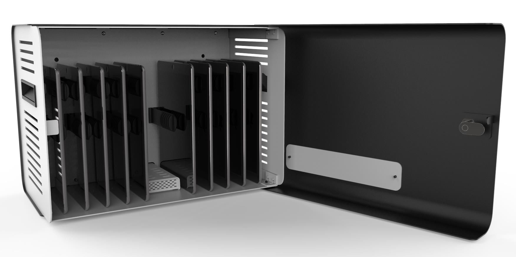 Compulocks ChargeBox for up to 10 Tablets EU