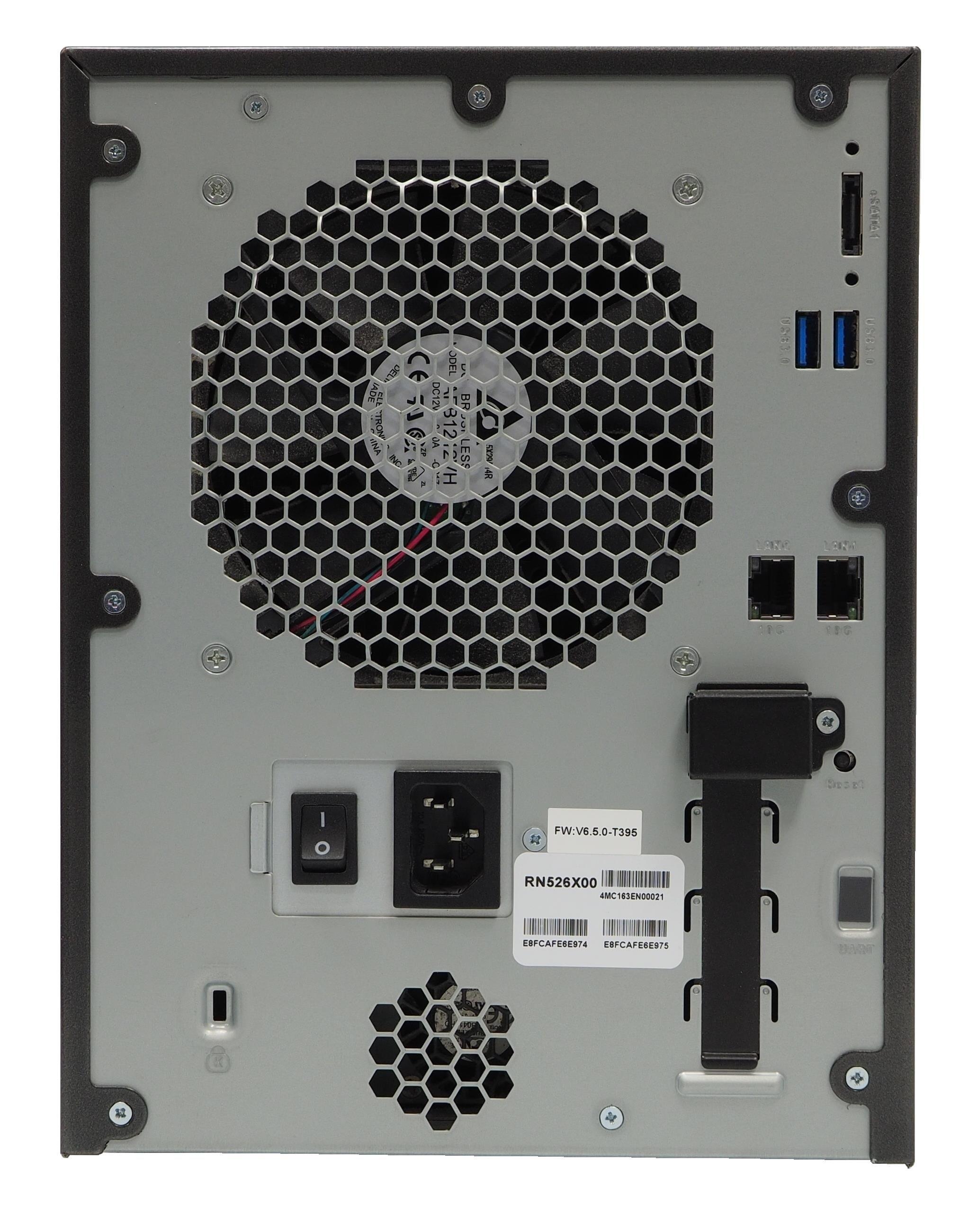 Netgear ReadyNAS RN526XE4 (6 x 4TB) Network Attached Storage