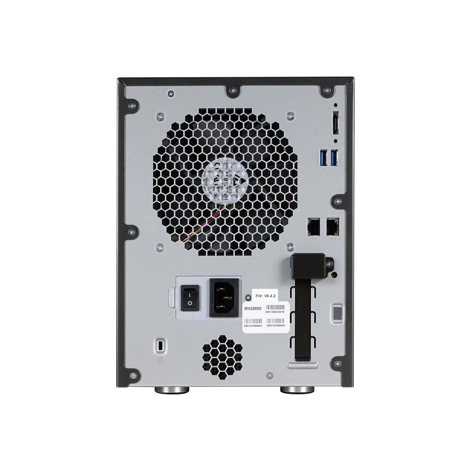 Netgear ReadyNAS RN626X00 (6 Bay) Network Attached Storage Enclosure