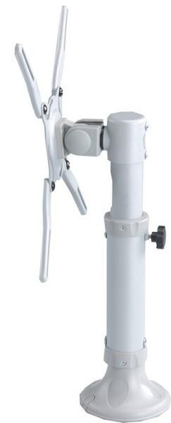 NewStar FPMA-D025SILVER LCD/TFT Desk Mount for 10 inch to 26 inch Screen