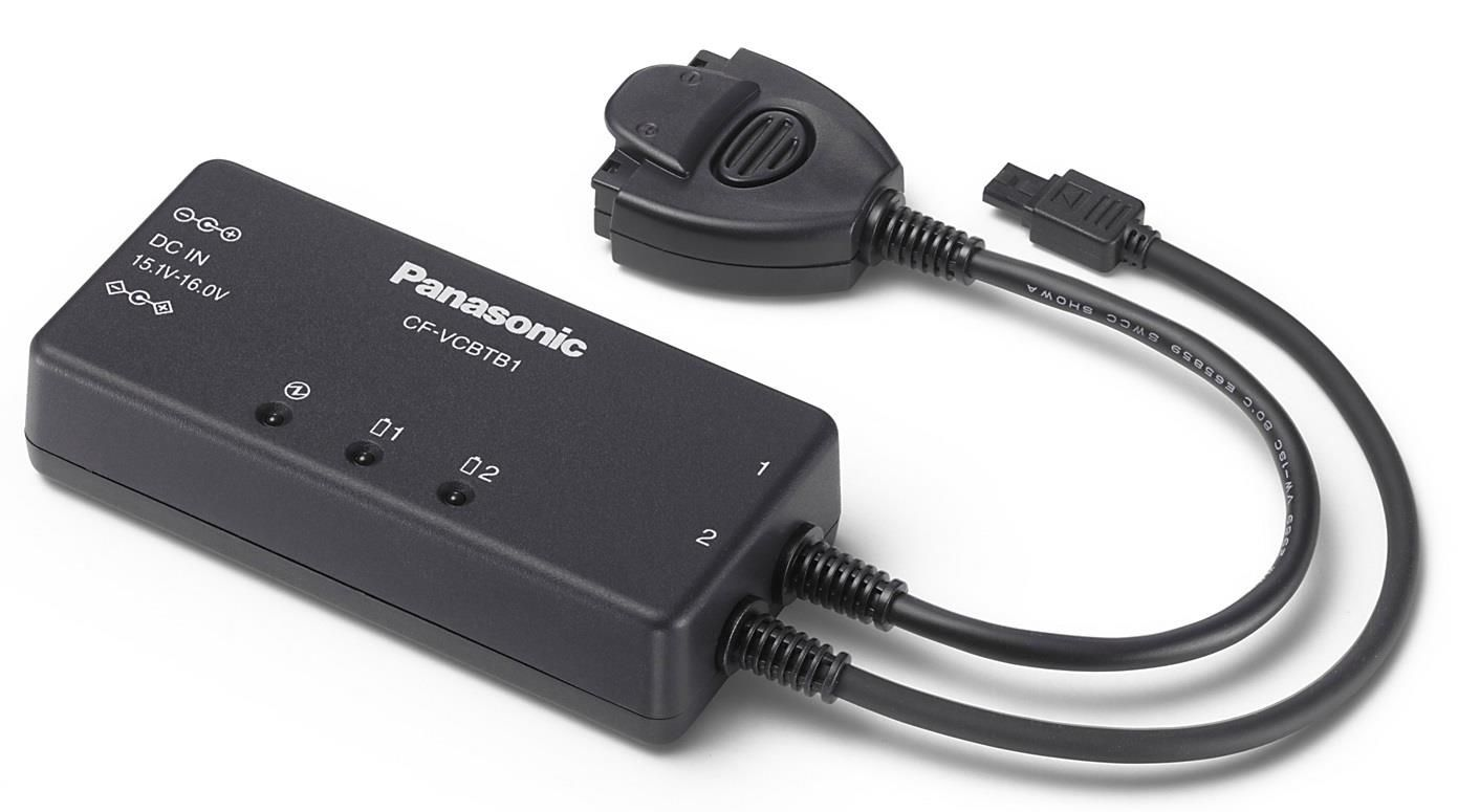 Panasonic Battery Charger and Adaptor for FZ-G1 Battery