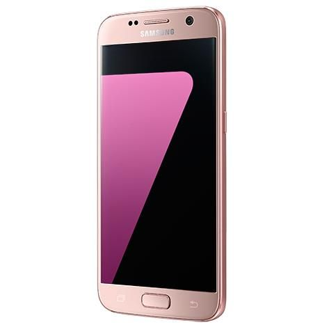 Samsung Galaxy S7 (5.1 inch) 32GB 12MP Smartphone (Pink)