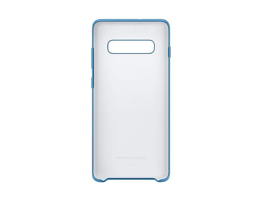 Samsung EF-PG975 Silicone Cover (Blue) for Galaxy S10+