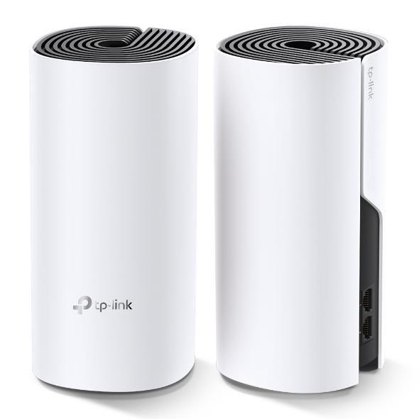 TP-Link AC1200 Whole Home Mesh Wi-Fi System LAN/WAN/USB (White)
