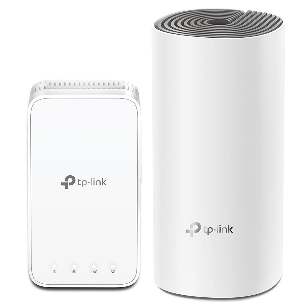 TP-Link Deco E3 AC1200 Whole Home Mesh Wi-Fi System (2 Pack)