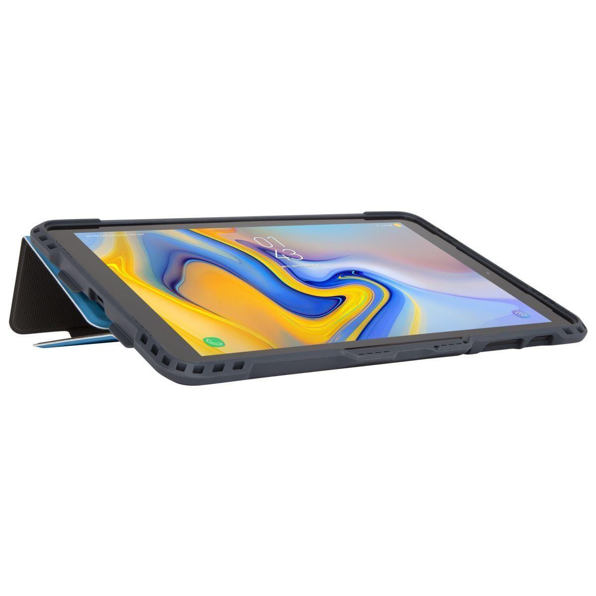Targus Pro-Tek Rotating Case (Light Blue) for Samsung Galaxy Tab A (10.5 inch)