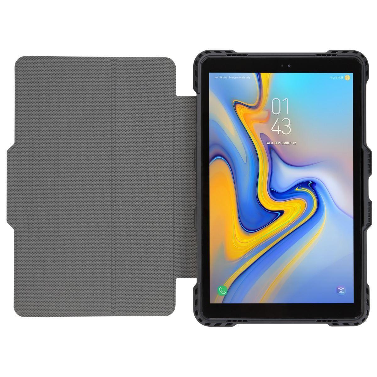 Targus Pro-Tek Rotating Case (Black) for Samsung Galaxy Tab A (10.5 inch)