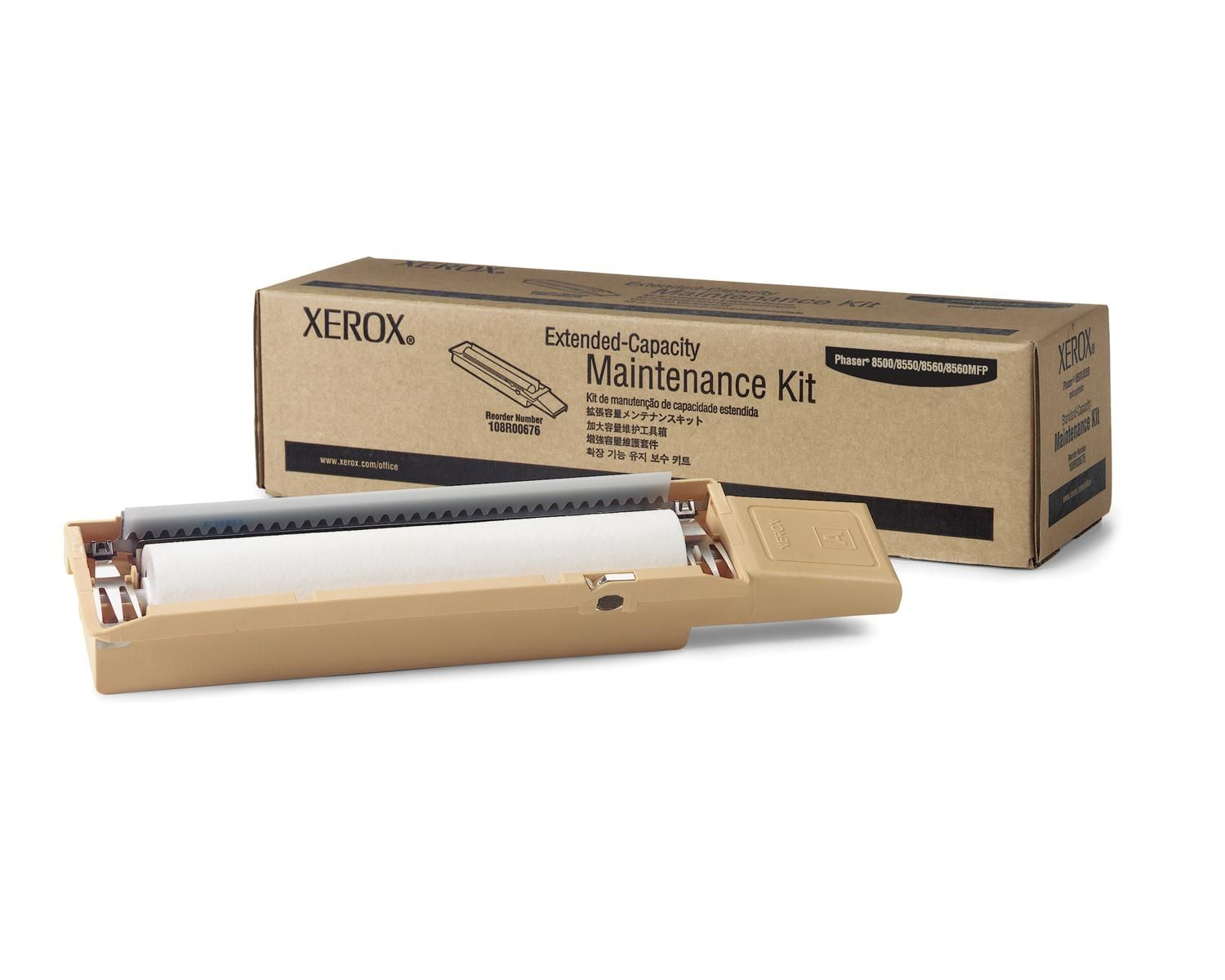 Xerox 108R00676 (Yield: 30,000 Pages) High Yield Beige Maintenance Kit