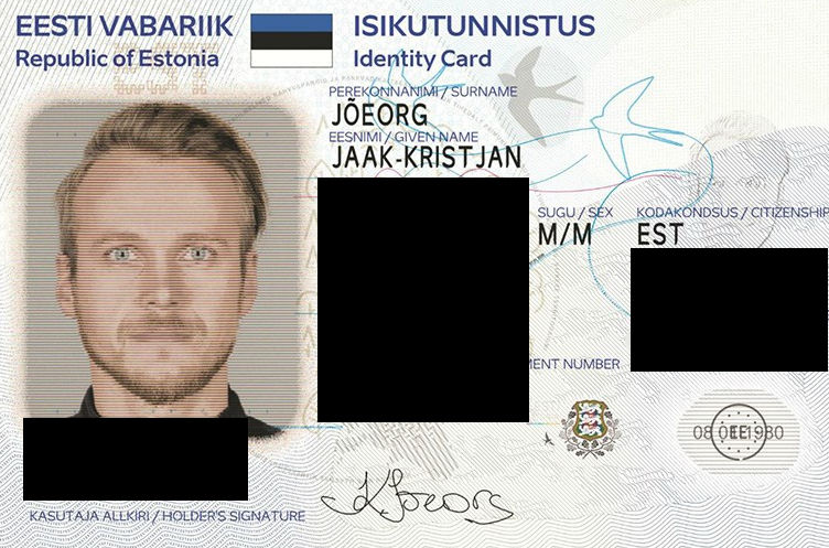 Example of an anonymized ID#2
