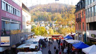 Jahrmarkt in Baden AG