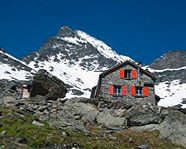 Cabane de Valsorey CAS