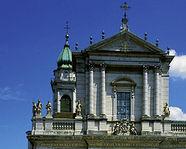 Die Kirchen in Solothurn