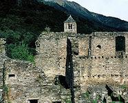 Misox Castle Buildings