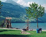Seebad Hopfräben Brunnen
