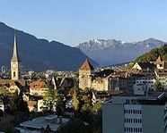 Coire - ville alpine
