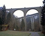 Lorzentobel – Brücken