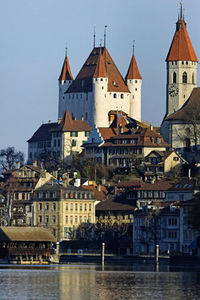 Öffentliche Schlossführung Thun