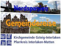 Informationsabend Gemeindereise Nordspanien