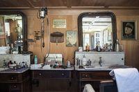 À un cheveu près: le métier de coiffeur autrefois