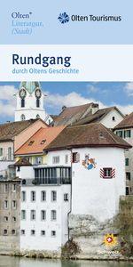 Titelbild Broschüre Rundgang durch Oltens Geschichte