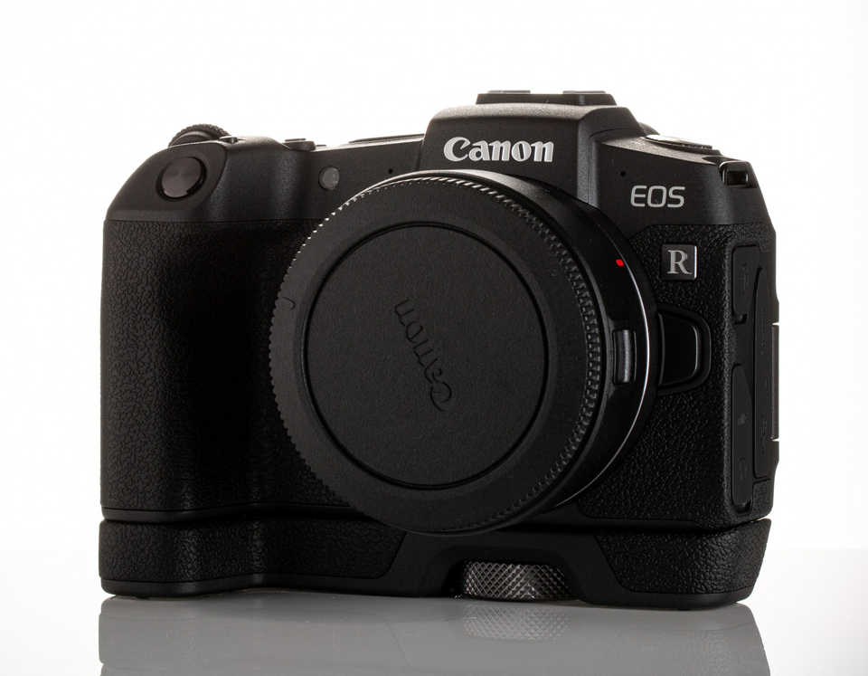 CANON EOS RP DSLR CAMERA BODY BACK
