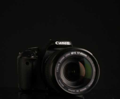 dslr camera focus brand